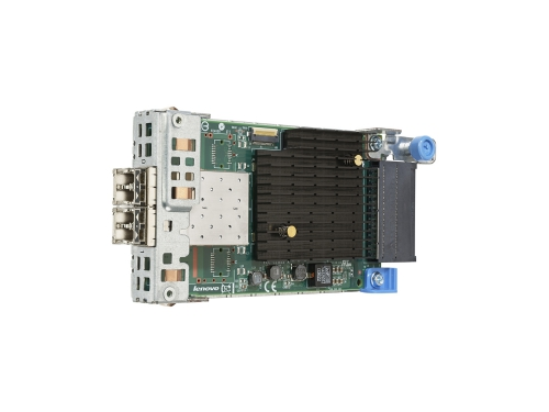 ���������� Lenovo ThinkServer LPm16002-M6-L AnyFabric 16Gb 2 Port Fibre Channel Adapter by Emulex (4XB0, ��� 1