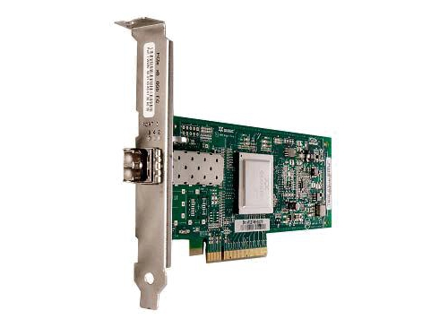 Контроллер Lenovo QLogic FC 8Gb Single Port PCIe FC HBA for System x (42D0501)