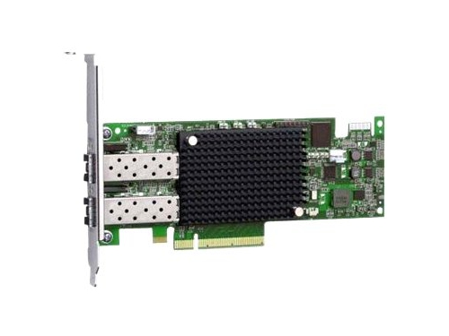 Контроллер Lenovo Emulex 16Gb FC Dual-port HBA for IBM System x (81Y1662), вид 1