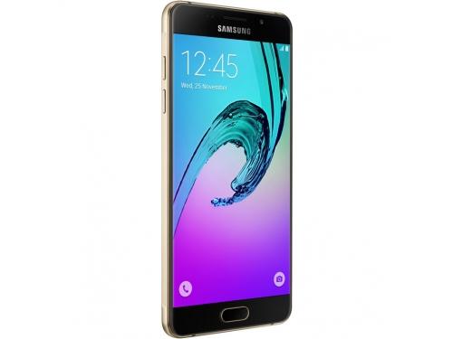 Смартфон Samsung Galaxy A5 SM-A510F, Золото, вид 1