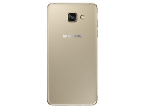 Смартфон Samsung Galaxy A5 SM-A510F, Золото, вид 2