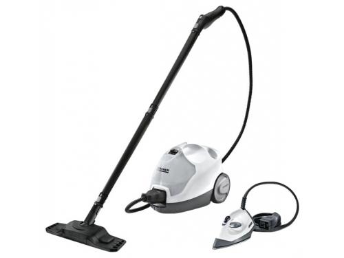 Пароочиститель-отпариватель Karcher SC 4 Premium Iron Kit белый, вид 1