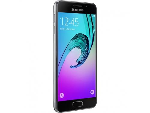 Смартфон Samsung Galaxy A3 SM-A310F DS 4,7(1280x720) LTE Cam(13/5) Exynos 7578 Черный, вид 1