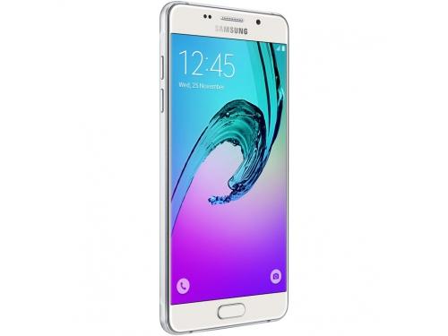 Смартфон Samsung Galaxy A5 SM-A510F DS 5,2(1920x1080) LTE Cam(13/5) Exynos 7580 1,6ГГц(8) Белый, вид 1