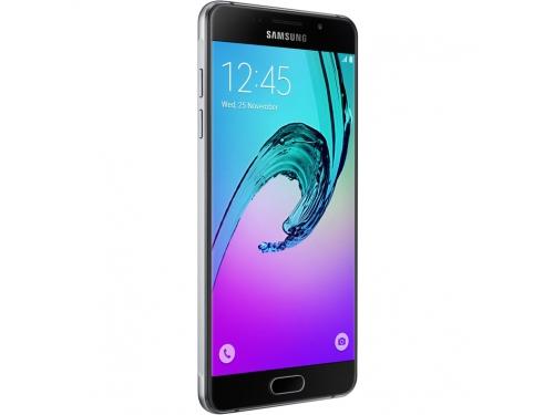 Смартфон Samsung Galaxy A5 SM-A510F DS 5,2(1920x1080) LTE Cam(13/5) Exynos 7580 1,6ГГц(8) Черный, вид 1