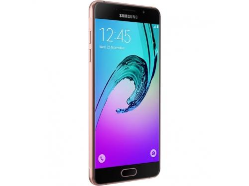 Смартфон Samsung Galaxy A5 SM-A510F DS 5,2(1920x1080) LTE Cam(13/5) Exynos 7580 Розовое золото, вид 1