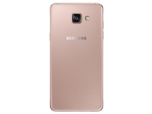 Смартфон Samsung Galaxy A5 SM-A510F DS 5,2(1920x1080) LTE Cam(13/5) Exynos 7580 Розовое золото, вид 2