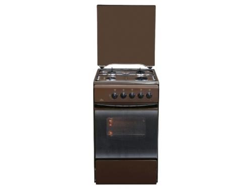 Плита  Flama FG 2426B коричневый, вид 1