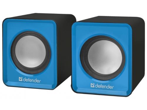 Компьютерная акустика Defender SPK-22, голубая, вид 1