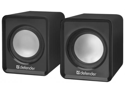 Компьютерная акустика Defender SPK-22, чёрная, вид 1