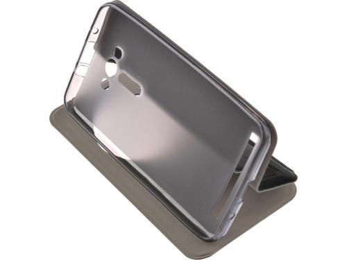Чехол для смартфона SkinBox Lux AW для Asus Zenfone Laser 2 ZE550KL Коричневый, вид 2