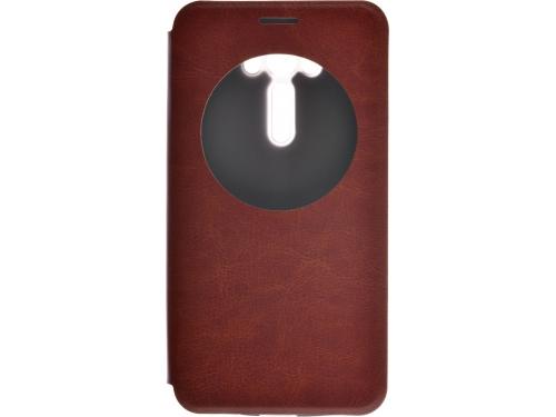Чехол для смартфона SkinBox Lux AW для Asus Zenfone Laser 2 ZE550KL Коричневый, вид 1