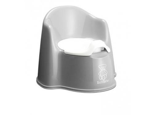 ����� ��� ����� ������-������ BabyBjorn Potty Chair,Grey, ��� 1