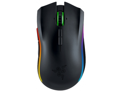 Мышка Razer Mamba Chroma Black USB, вид 1