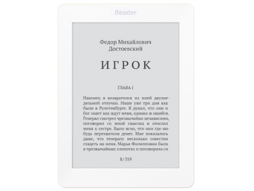 Электронная книга Reader Book 2 White, вид 1