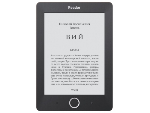 ����������� ����� Reader Book 1 Black, ��� 1