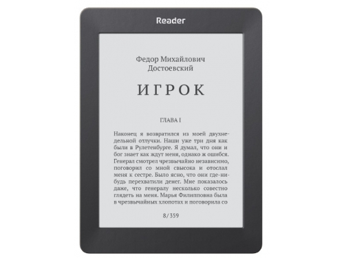 Электронная книга Reader Book 2 Black, вид 1