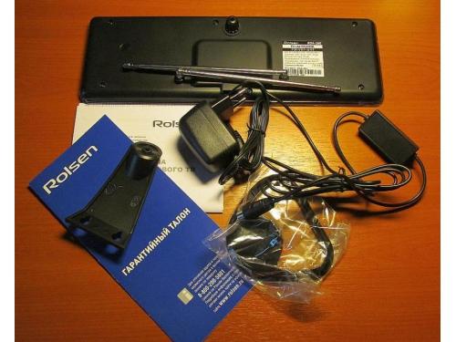 ������������� ������� Rolsen RDA-280 (��������, DVB-T/T2), ��� 3