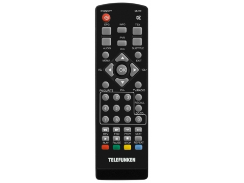 Tv-тюнер Telefunken TF-DVBT204, вид 2