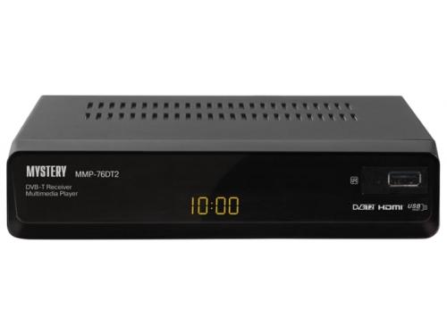 Tv-тюнер Mystery MMP-76DT2, черный, вид 1