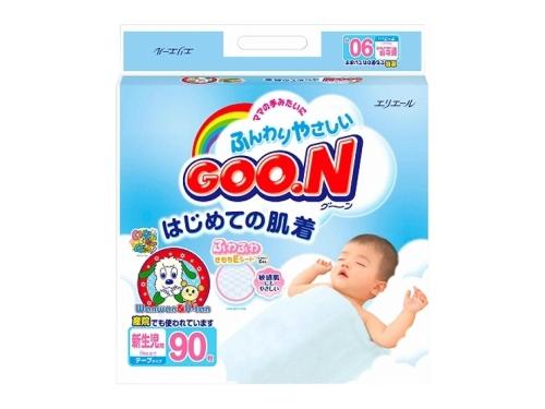 Подгузник Goon 0-5 кг (90 шт) NB, вид 2
