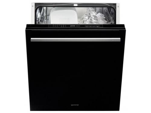 Посудомоечная машина Gorenje GV6SY2B черная, вид 1