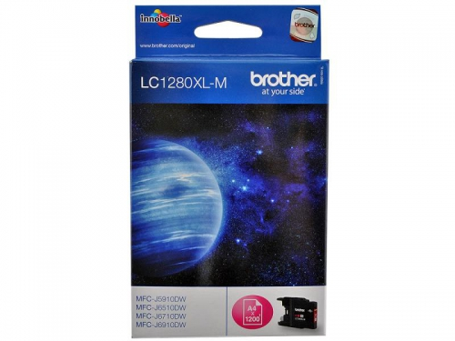 �������� Brother LC1280XLM �������� 1200 ���., ��� 2