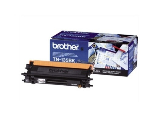 �������� Brother TN-135BK ���� 5000 ���., ��� 1