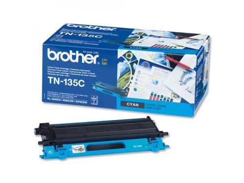 Картридж Brother TN-135C Голубой 4000 стр., вид 1