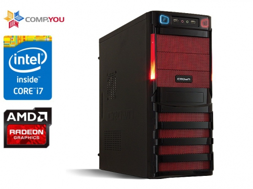 Системный блок CompYou Home PC H575 (CY.537535.H575), вид 1