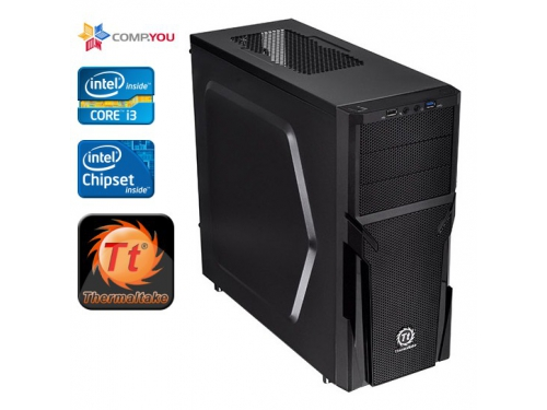 Системный блок CompYou Office PC W170 (CY.523587.W170), вид 1