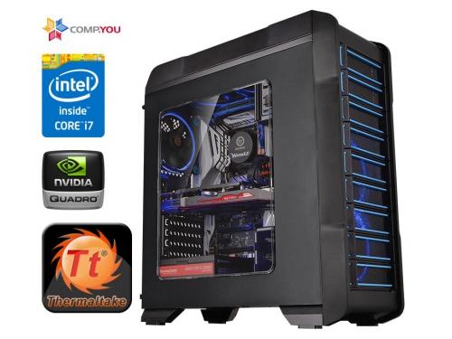 Системный блок CompYou Office PC W170 (CY.466750.W170), вид 1