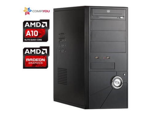 Системный блок CompYou Home PC H555 (CY.453160.H555), вид 1