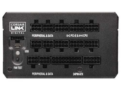 Блок питания Corsair ATX 1000W RM1000i CP-9020084-EU, вид 3