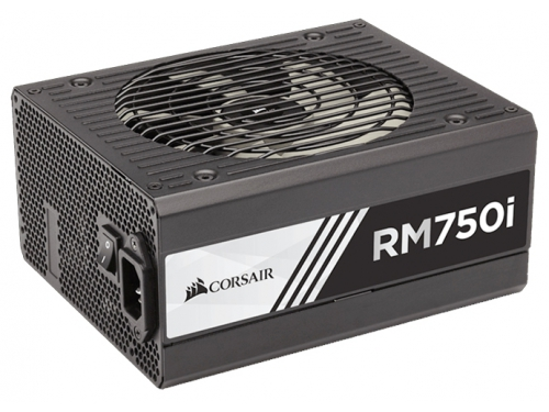 Блок питания Corsair ATX 750W RM750i CP-9020082-EU, вид 1
