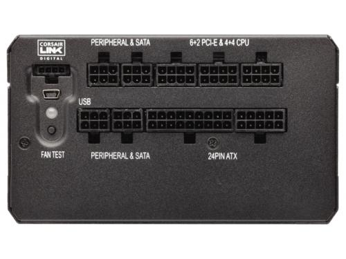 Блок питания Corsair ATX 750W RM750i CP-9020082-EU, вид 3