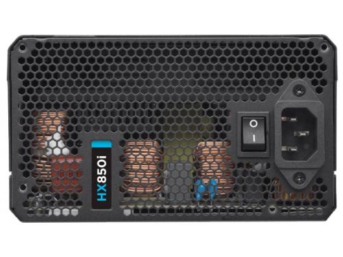 Блок питания Corsair ATX 850W HX850i CP-9020073-EU, вид 2