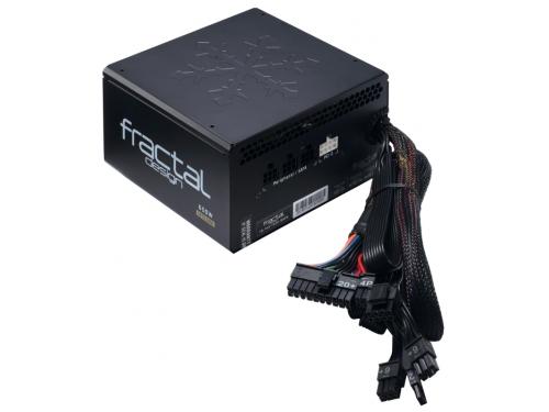 Блок питания Fractal Design 650W Integra M, 120mm, APFC FD-PSU-IN3B-650W-EU, вид 4