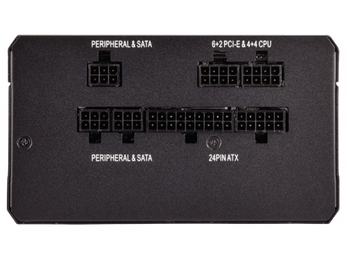 Блок питания Corsair RM550x (CP-9020090-EU), вид 3