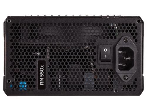 Блок питания Corsair RM550x (CP-9020090-EU), вид 4