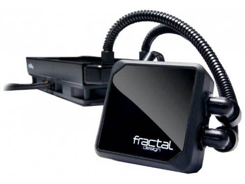 Кулер Fractal Design Kelvin T12 (FD-WCU-KELVIN-T12-BK), СВО, вид 3