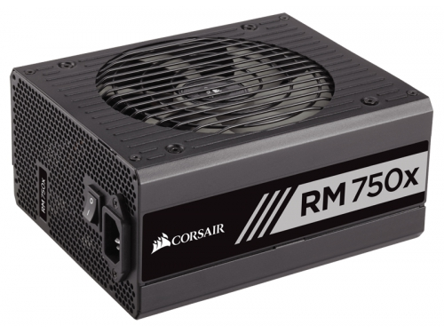 Блок питания Corsair RM750x (CP-9020092-EU), вид 2