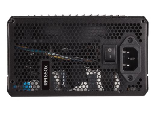 Блок питания Corsair RM650x (CP-9020091-EU), вид 4