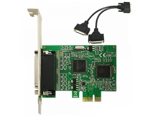 Контроллер Speed Dragon PCI-E EMIO-V4T-0002P, вид 1