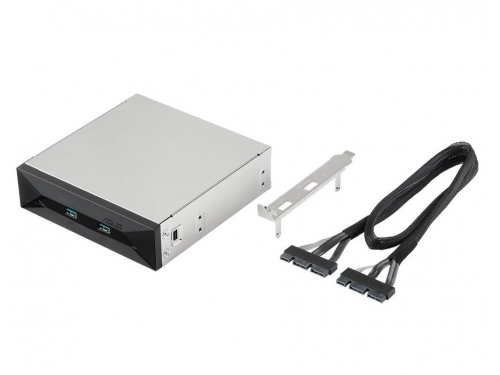 ���������� ASUS USB 3.1 FRONT PANEL (SATA Express - 2x USB3.1a), ��� 3