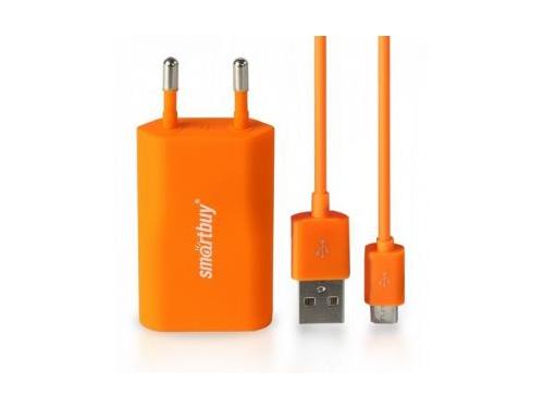 Зарядное устройство SmartBuy SATELLITE Combo Оранжевое, вид 1
