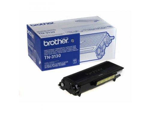 Картридж Brother TN-3130 Чёрный 3500 стр., вид 1