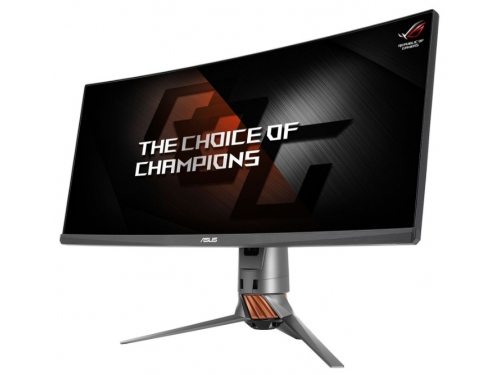 Монитор ASUS ROG Swift PG348Q, Black, вид 2
