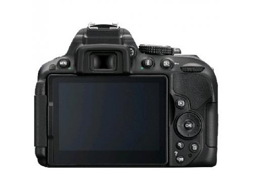 Цифровой фотоаппарат Nikon D5300 KIT (AF-S DX 18-105mm VR) Black, вид 6