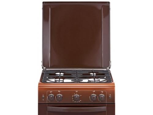 Плита Gefest 6100-02 0010 коричневая, вид 2